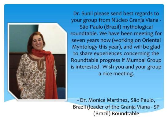 Sao Paulo welcome to mumbai